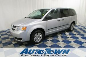2010 Dodge Grand Caravan SE/ACCIDENT FREE/ONE OWNER/7 SEATER