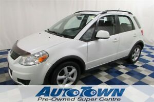 2009 Suzuki SX4 JX AWD/ACCIDENT FREE/ONE OWNER/GREAT PRICE!