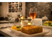 CHEF DE PARTIE / SOUS CHEF for immediate start - hourly rate based on experience - min 45 hours pw