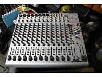 Behringer Eurorack 8-channel Mixer