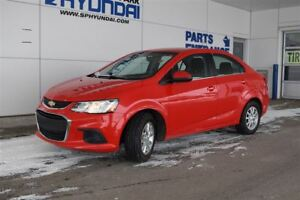 2017 Chevrolet Sonic LT | Heated Seats | OnStar | Traction Contr