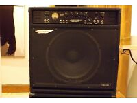 Ashdown Mag 200 1x 15 combo and 2 x 10 cabinet for sale