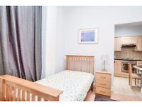 NICE CHEAP STUDIO FLAT- SOUTH KENSINGTON -SEPARATE KITCHEN - ZONE 1 - MOVE IN NOW