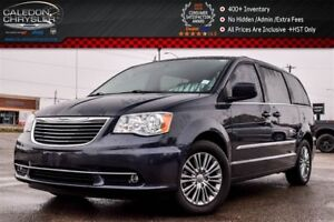 2014 Chrysler Town & Country Touring Backup Cam Leather Heated F