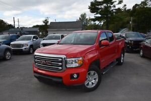 2018 GMC CANYON 4WD CREW CAB SLE LONG BOX (4LE)