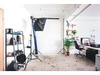 Artist studio / Workshop in Hackney East London