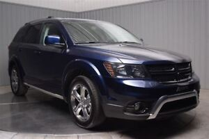 2017 Dodge Journey CROSSROAD A/C MAGS CUIR 7 PASSAGERS