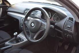 BMW 1 SERIES 2.0 116I SPORT 3d 121 BHP (white) 2010