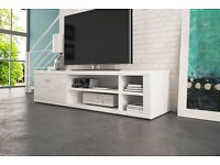 FREE DELIVERY 1-3 days TV UNIT TV Cabinet TV Stand White / White-Black High Gloss / Sonoma Oak