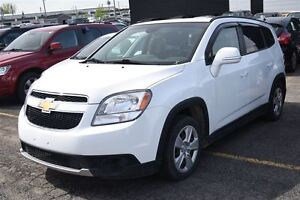 2014 Chevrolet Orlando LT AC 7 PASSAGERS