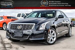 2014 Cadillac ATS AWD|Bluetooth|Backup Cam|Leather|Heated Front