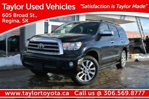 2016 Toyota Sequoia Limited 5.7L V8