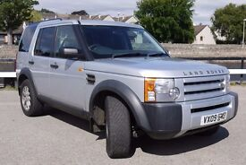 2009 LAND ROVER DISCOVERY 3 TD V6 S COMMERCIAL 4X4 (£12000 + VAT) 77000 MILES FULL SERVICE HISTORY