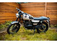 Lexmoto Valiant 125cc Learner Motorbike