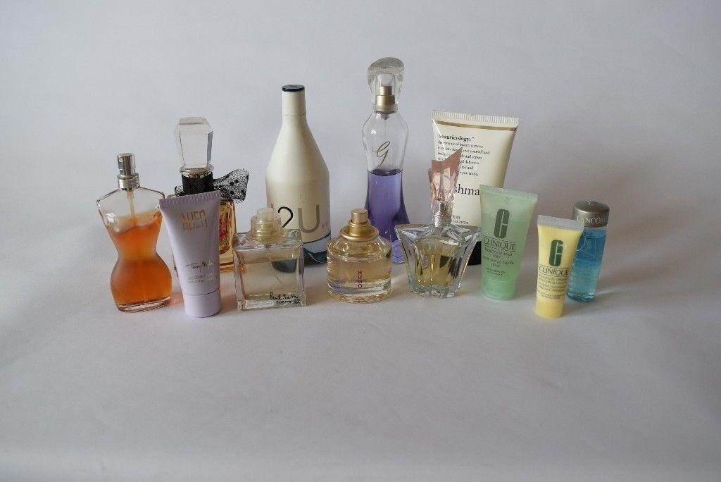 Perfume & Cosmetics Bunlde Joblot