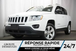 2013 Jeep Compass NORTH + 4X4 + MAGS + FOG 4WD