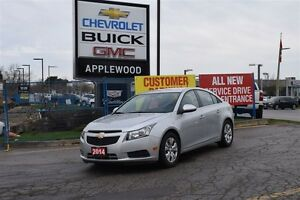 2014 Chevrolet Cruze BLUETOOTH, REMOTE START, TURBO POWER AND FU