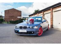 BMW 323ci MANUAL 2.5 325i coupe sale