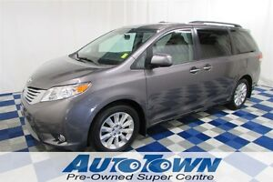 2011 Toyota Sienna Limited AWD/DVD PLAYER/FULLY LOADED!!