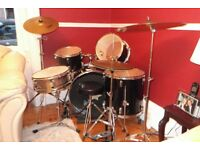 Drum kit and accessoires