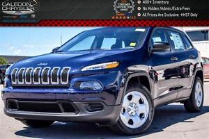 2016 Jeep Cherokee NEW Car|Sport|Bluetooth|Pwr Windows|Pwr Locks