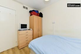 Single room with double bed White City, Westfield, BBC, zone-2. Central Line. All Bills & Wifi incl.