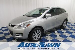 2009 Mazda CX-7 GT/HTD SEATS/SUNROOF/LEATHER INT
