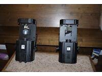 Disco lights Martin 812 robo scanners