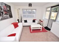 Cricklewood - Large 3 bedroom ground floor flat, luxury kitchen, bathroom, separate w.c., furnished