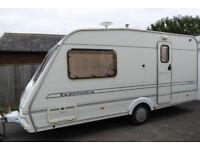 Abbey Expression 470 2 berth caravan