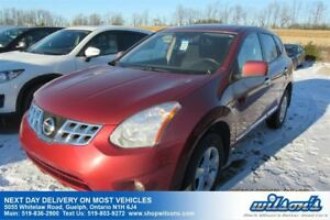 2013 Nissan Rogue S SUNROOF! BLUETOOTH! CRUISE CONTROL! POWER PA