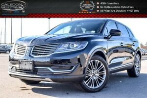 2016 Lincoln MKX Reserve|AWD|Navi|Pano Sunroof|Backup Cam|Blueto