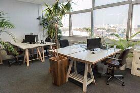 Sunny Desk in central Brighton