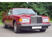 Part Time Rolls Royce Chauffeur