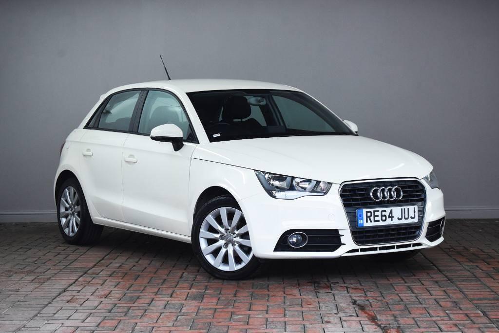 Audi A1 1 2 Tfsi Sport Bluetooth Dab Radio 5dr White