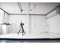 Film/Photography studio for hire