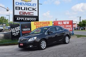 2013 Buick Verano BLUETOOTH, REAR CAMERA, SIDE BLIND ZONE AND RE