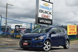 2014 Chevrolet Sonic REMOTE START, BLUETOOTH, REAR VISION CAMERA