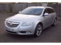 First to see will buy! Vauxhall Insignia SRI CDTI 160 DIESEL AUTOMATIC NEW 4 tyres MOT ESTATE AUTO