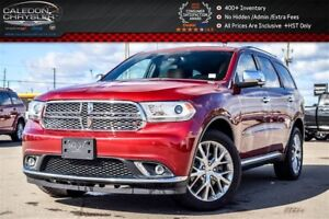 2015 Dodge Durango Citadel|AWD|7Seater|Navi|Sunroof|Backup Cam|B