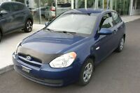 2009 Hyundai Accent L + MANUELLE + JAMAIS ACCIDENTÉ