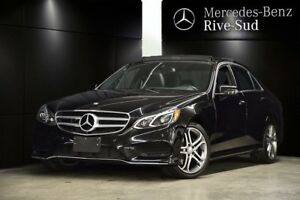 2014 Mercedes-Benz E-Class E250 BlueTEC 4MATIC, GPS, LED