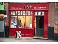 Unisex hair and beauty salon for rent/sell