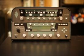Kemper Profiler Amp Head, Black - Modelling Profiling Amplifier + FCB1010 Footswitch