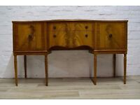 Mcintosh Sideboard (DELIVERY AVAILABLE)