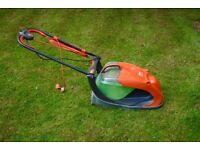 Flymo Glider 330 1450w Hover Lawn Mower. Used only three times since purchased new last year.