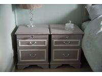 Bedside tables - Pair