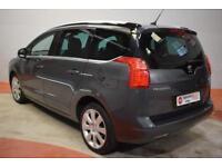 PEUGEOT 5008 1.6 HDI ALLURE 5 Door Hatchback 112 BHP (grey) 2012