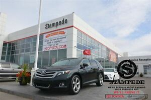 2014 Toyota Venza V6 AWD LIMITED-Top Package-TOYOTA CERTIFIED!!!