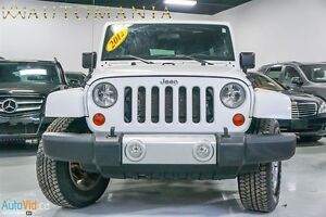 2012 Jeep WRANGLER UNLIMITED Sahara|4x4|CleanCarProof